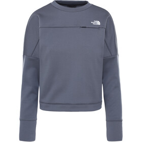 The North Face Hikesteller Pullover Women, vanadis grey